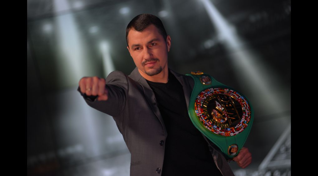 Віктор Постол розповів, чому обрав бокс