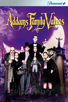 Ценности семейки Аддамс