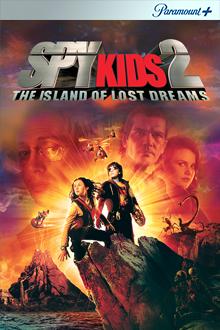 Дети шпионов 2: Остров несбывшихся надежд