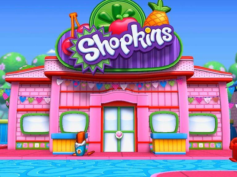 Шопкинс