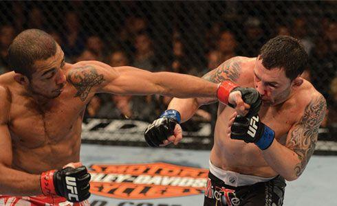 Змішані єдиноборства. UFC  FOX 27. Соуза-Брансон