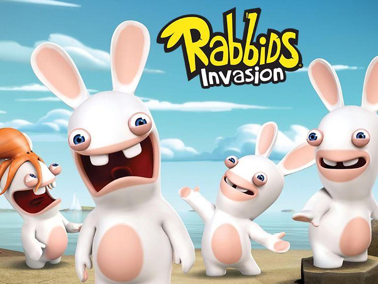 Шалені кролики