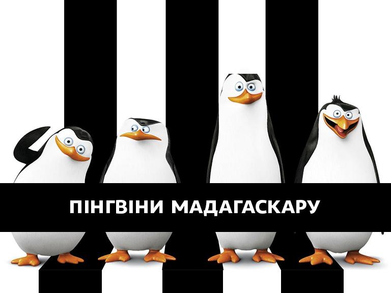 Пінгвіни з Мадагаскару